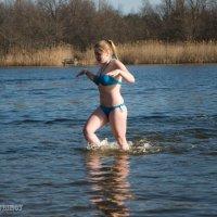 Крещение....первый раз ))) :: Aleks Lubimov