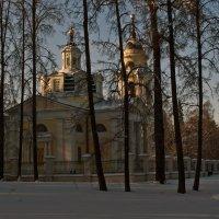 В Николо-Прозоровском. :: Яков Реймер