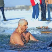 Крещение :: Владимир Янцен