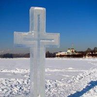 Крещенские морозы :: Надежда Лаптева