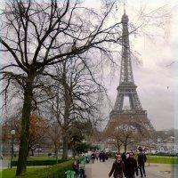 Прогулка по Парижу :: Валентина Потулова