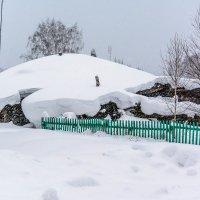 Деревенский домик :: Дмитрий Марков