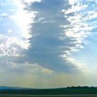 облачное небо :: Юрий Кацев