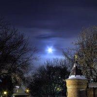 Зимний вечер... :: Марина Назарова