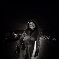 Оставляя свет за собой... :: Roman Mordashev