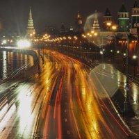 Кремлевская набережная :: Grigoriy AT