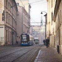 Краковский трамвай 4 :: Виталий Латышонок