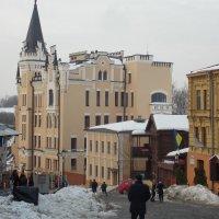 киев дом :: Ольга