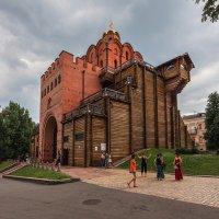 Золотые ворота. Киев :: Николай Печурин
