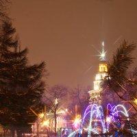 Кольцовский сквер :: Дарья Казбанова