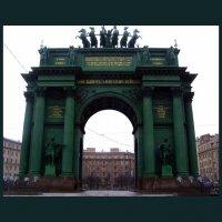 Нарвские ворота :: vadim