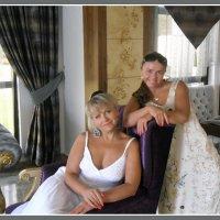 Мать и дочь. :: Наталья (дочьНастя) Белковская