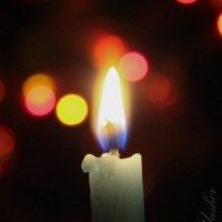 Свеча горела :: Vol Щербак