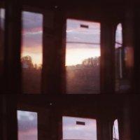 Вид из окна автобуса :: Евгения Анисимова