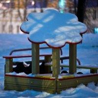Снежный цветое :: Игорь Герман