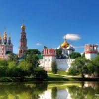 Новодевичий монастырь :: Alexander Asedach