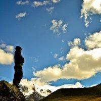 горы :: Andrey Stalker
