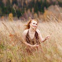 Рыжая осень :: Мария Килина