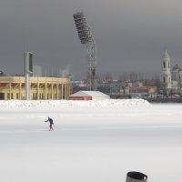 Стадион :: Алексей Соколовский