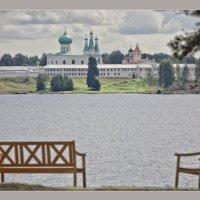 ...места для мыслей чистоты... :: Сергей Долженко