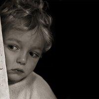 А папа не приходит даже в сны… :: Валентин Жигалин