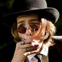Курение :: Вита Ярмолюк