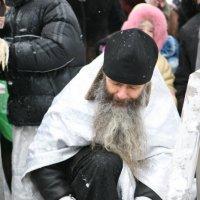 2008г. Крещение на р.Обь :: Владимир Шкваря