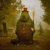 Осенний страж :: Катя Кандрашкина