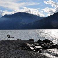 Озеро Гарда :: Ирина Шендрик
