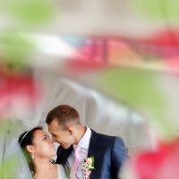 Яркие краски свадьбы :: Анна Простынюк