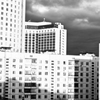 на закате :: Ежи Сваровский