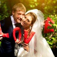 свадебный позитивчик :: Мария Дмитриева