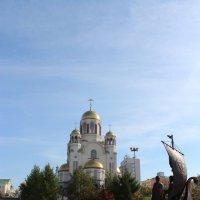 Храм На Крови. Екатеринбург :: Наталья Кичигина