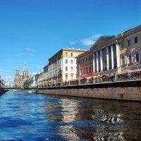Каналы Санкт-Петербурга :: Марина Витушкина