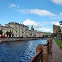 Санкт-Петербург :: Марина Витушкина