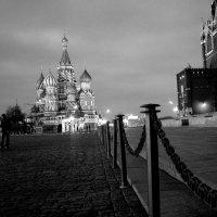 Мой город. Серия - ночная Москва :: Алексей Ярошенко