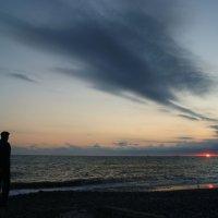 Старик и море :: Дарья Блохина