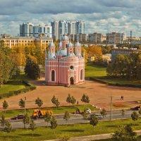 Осень в Петербурге :: Ян Богомолов