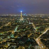 Вечерний Париж :: Ян Богомолов