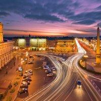 Площадь Восстания (Санкт-Петербург) :: Ян Богомолов
