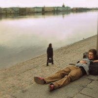 Сны о чём-то большем :: Анастасия Вайткус