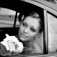 свадьба.невеста.кортеж :: Vitalii Oleinik
