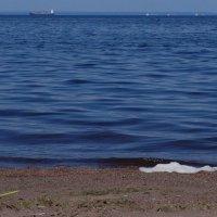 Море и клочок пены :: Ольга _Y