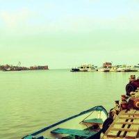 Лодка :: Анастасия Исакова