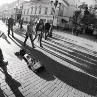 Тени :: Александр Зизенков