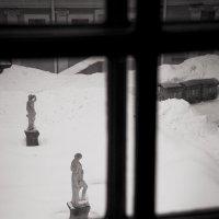 в Меньшиковском :: Ксения Буко