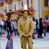Живая скульптура :: Андрей Мельников