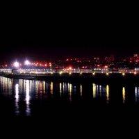 Иркутский вокзал. Вид с моста. :: Алёна Бодрова