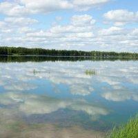 Озеро :: Юрий Маланин