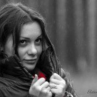 Под дождем :: Екатерина Березина